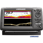 Lowrance HOOK-7x Mid/High/Downscan