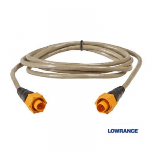 Lowrance laidas Enthenet geltonas 5 Pin 4.5metro (15ft)