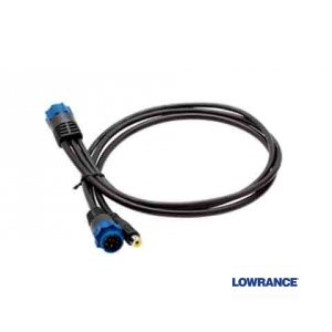 Lowrance video adapteris-laidas HDS serijai