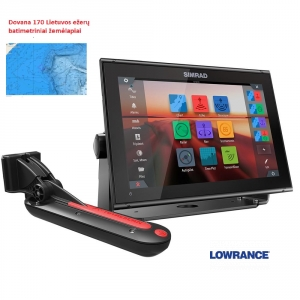 GO12 Multi-function display su Active Imaging 3-in-1 Sonaru