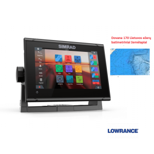 Simrad GO7 XSR Multi-touch be sonaru